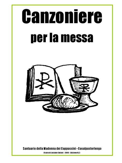 canti d ingresso messa libretto canti lucio 3 176 ediz