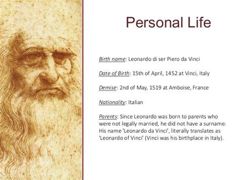 Who Was Leonardo Da Vinci leonardo da vinci