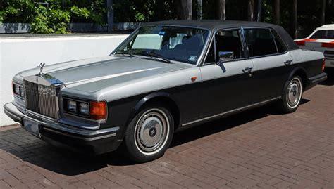 File 1991 Rolls Royce Silver Spur Ii Front Jpg