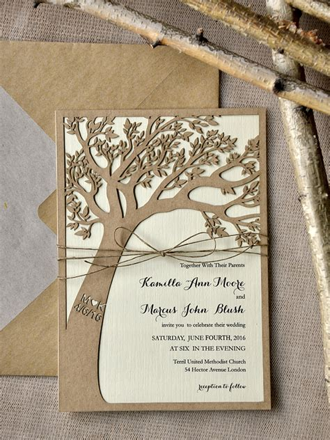 incredible wedding invitation card design ideas