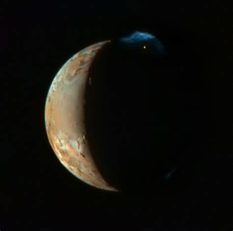Jupiter Briefprobe Apod 2007 April 4 New Horizons At Io
