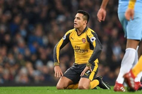 alexis sanchez man city alexis sanchez commits most fouls out of any player v