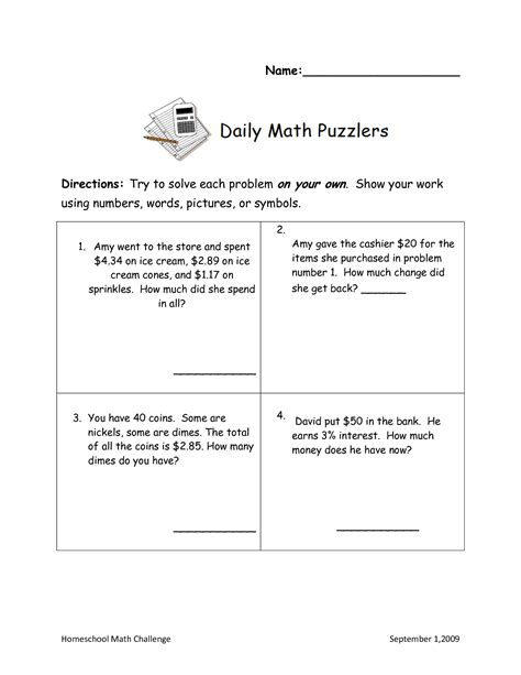 Algebra Coin Word Problems Worksheet by 28 Word Problems Coins Worksheet Word Problems