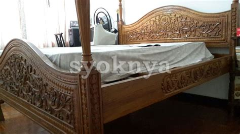 Sell Solid Teak Wood King Size Bed Frame For Sale Wood Bed Frames For Sale
