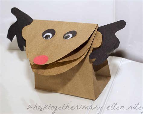 paper bag reindeer pattern rudolph the red nosed reindeer bag