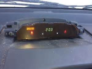 2004 aveo airbag light wont come on