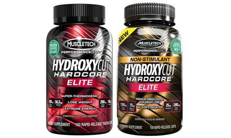 Promo Hydroxycut Non Stimulat 150 Caps hydroxycut elite groupon goods