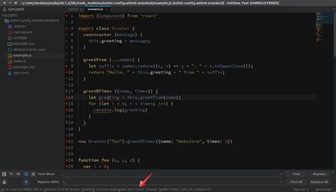 airbnb javascript eslint on steroids with airbnb standard js styles