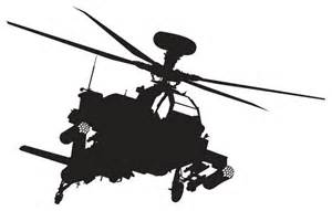 Large Bathroom Mirrors For Sale - military apache helicopter wall decal contemporary wall decals by stickerbrand