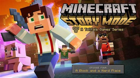 Blockers Release Date Minecraft Story Mode Episode 4 A Block And A Place Release Date Confirmed