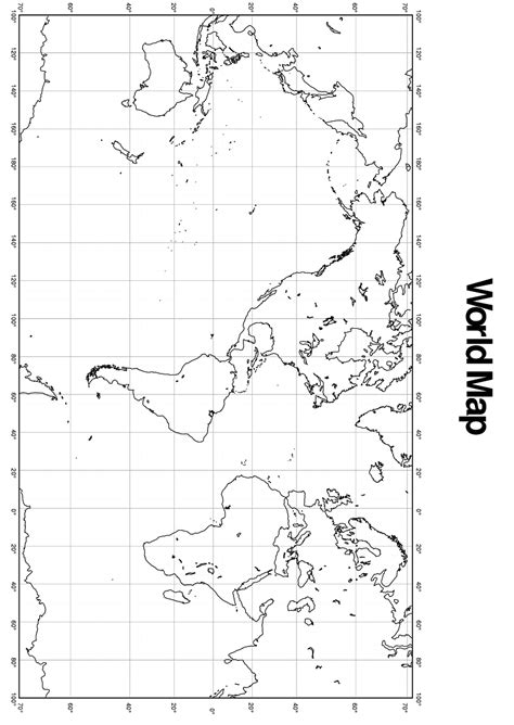 latitude and longitude world map maps world map with latitude and longitude