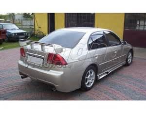 01 Honda Civic Honda Civic 01 05 Sedan Db9 Heckstossstange