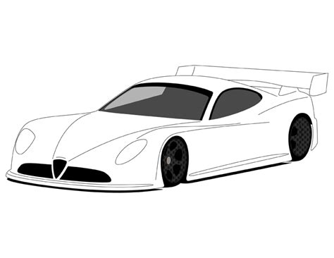 car templates race car graphics template images
