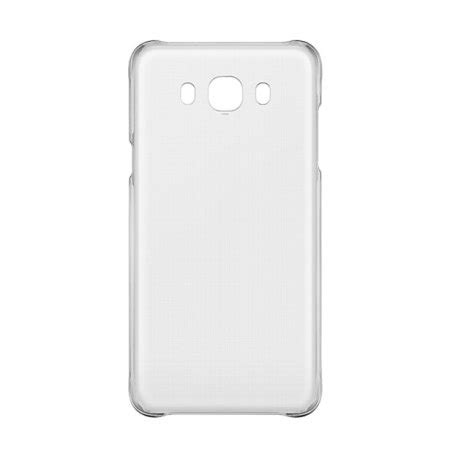 Samsung J7 2016 Clear Cover official samsung galaxy j7 2016 slim cover clear
