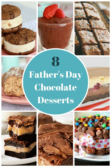 fathers day desert 8 totally delicious s day chocolate desserts bake