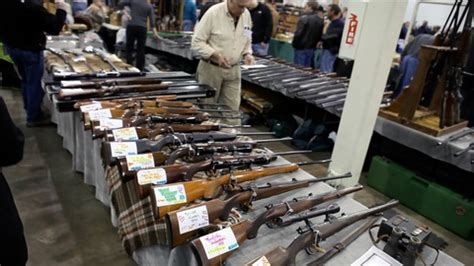 Background Check Gun Show Is Gun Violence A Matter Of Health Pbs Newshour