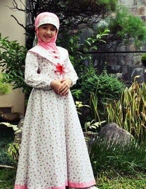 Baju Gamis Anak Batik 01520 Baju Muslim Anak Cewek Dress Anak beberapa model baju muslim anak perempuan yang harus anda