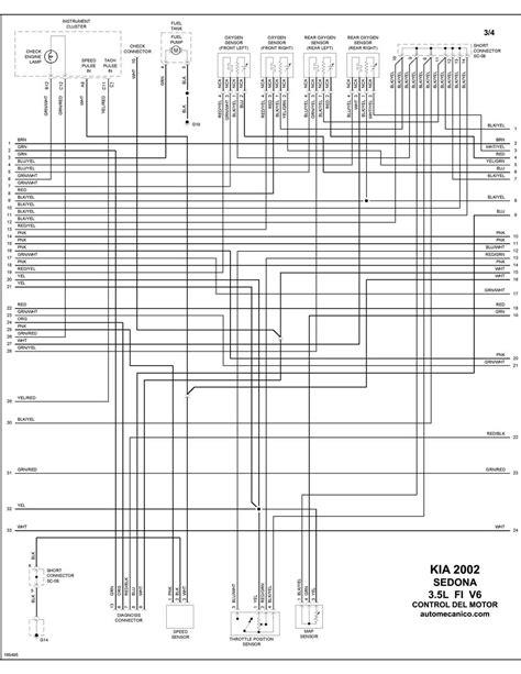 It Well Fixya by 2007 Kia Sedona Diagram Electric Fan Html Auto Engine