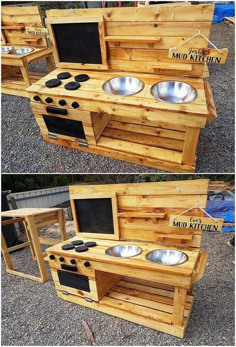 stylishly create  fantastic mud kitchen