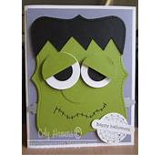 25  Unique Handmade Halloween Cards Ideas On Pinterest