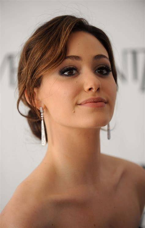 emmy rossum hair tutorial emmy rossum hair and makeup recital hair would bangs