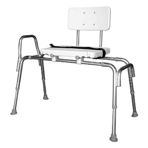 snap n save sliding transfer bench snap n save extra long sliding transfer bench
