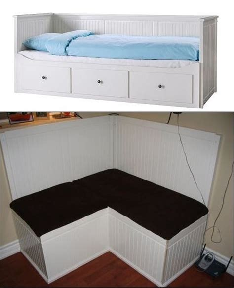 ikea hemnes daybed hack 10 best images about ikea hacks on pinterest lack table