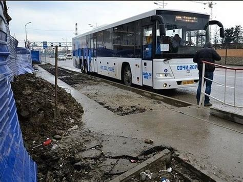 photos show sochi a disaster zone 14 days before winter