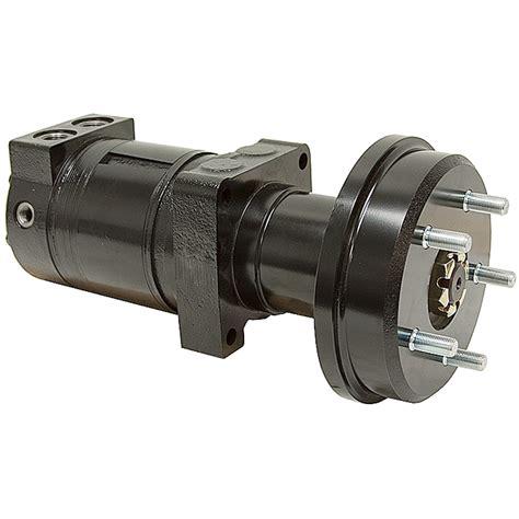 motor hub 45 6 cu in white dt hyd wheel motor w 5 bolt hub