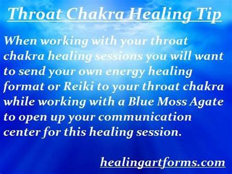 Symptoms Of Detoxing Unblocking Throat Chakra by The World S Catalog Of Ideas