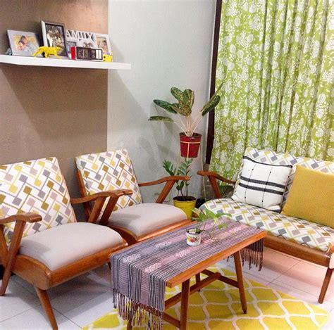 foto foto ide desain ruang tamu bergaya timur tengah si desain interior ruang tamu etnik desain rumah minimalis
