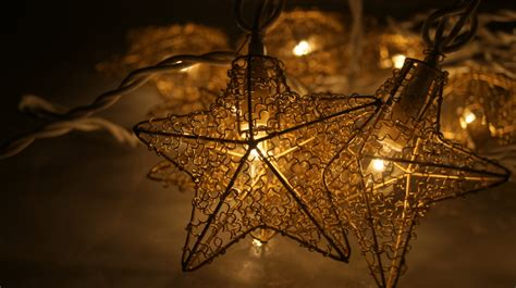waterproof led christmas light vintage patio globe star