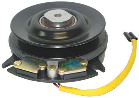 P Da 5218 electric pto clutch for warner 5218 94 5218 31