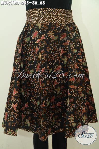 desain rok batik modern jual rok batik trendy desain modis kwalitas halus produk