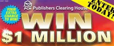 Pch Change Address - win a million dollars with pch com superprize