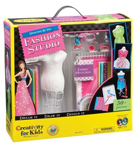 fashion design kits for tweens 7 great fashion design starter kits for girls and tweens