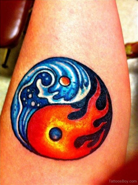 cool yin yang tattoo yin yang tattoos designs pictures page 5