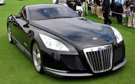 black on black maybach and expensive cars maybach exelero cars wallpaper