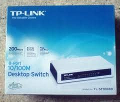 Hub Switch 8 Port Blue Link networking phyton computer