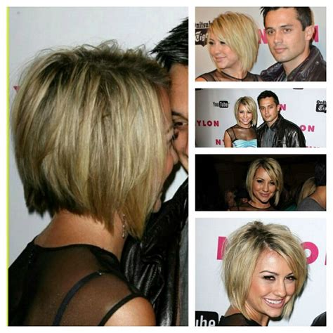 chelsea kane back and front view haircut chelsea kane haircut back view google search
