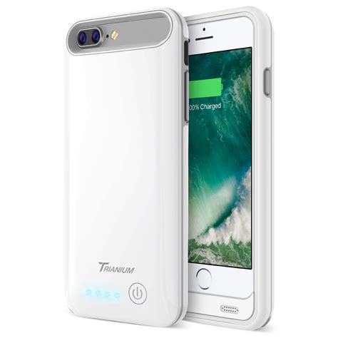 atomic pro battery for iphone 7 plus white grey