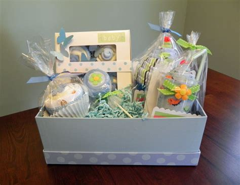 baby shower gift for boys babybinkz gift basket unique baby shower gift or centerpiece