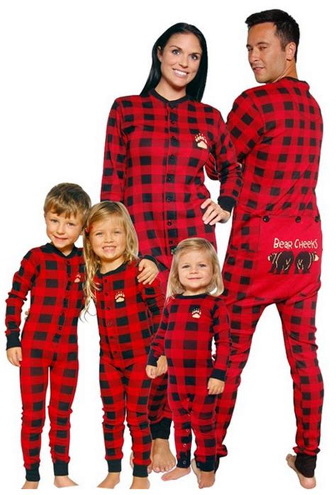 adult matching christmas pajamas