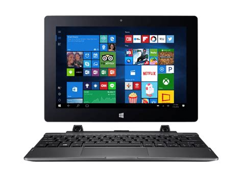 Netbook Acer Switch One Quadcore 2gb 32gb Mmc 500gb Hdd Win 10 acer switch one sw1 011 14uq convertible mit 10 1 zoll