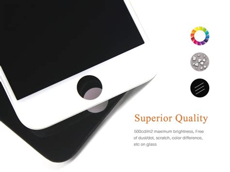 New White Quality Free Shipping 50pcs Lot 100 Cotton - no 1 alibaba china highscreen quality lcds for iphone