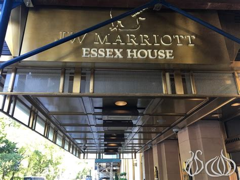 marriott essex house jw marriott essex house new york an iconic hotel nogarlicnoonions restaurant