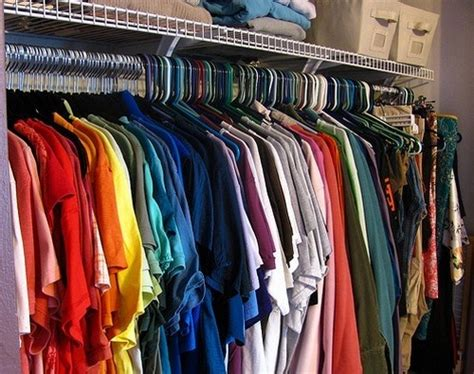 Closet Purge by Purge Your Wardrobe By Tracking What Gets Worn Lifehacker Australia
