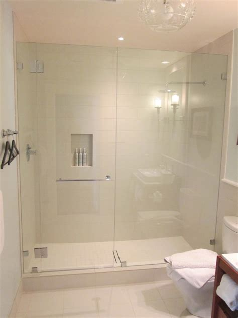 shower door custom hotel glass shower doors ot glass