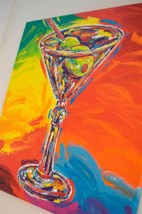 martini painting 78 best images about bachelorette on pop