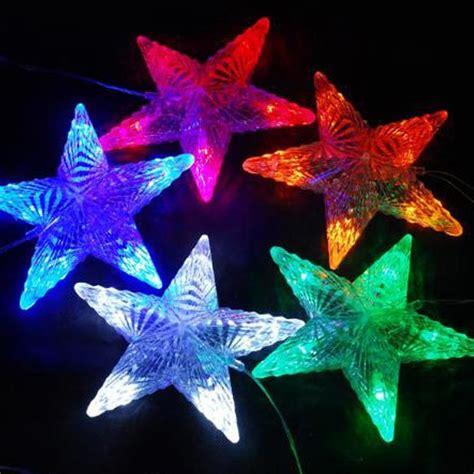 bright star led christmas lights christmas star led lights christmas lights card and decore